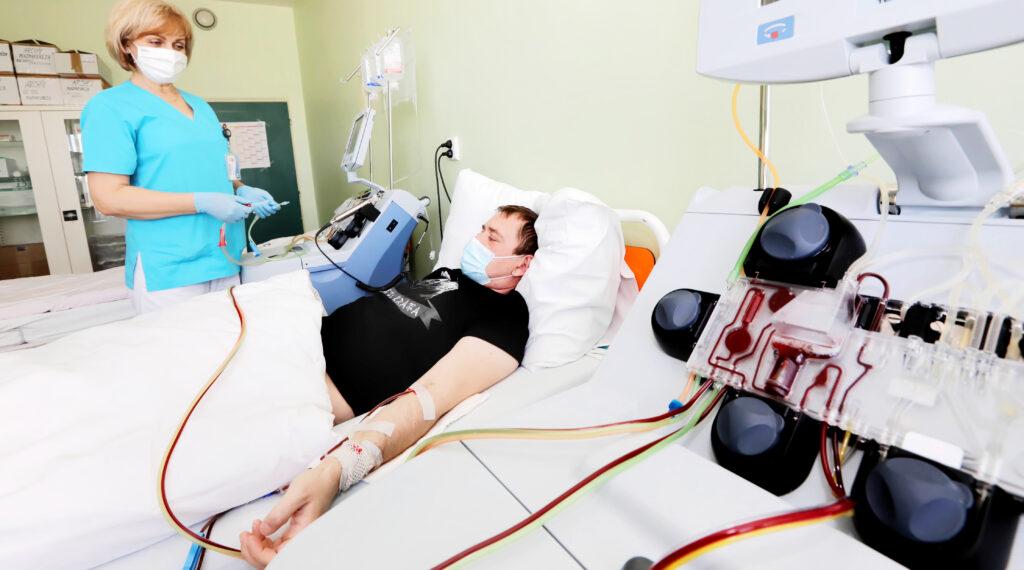 pacient, hematologia